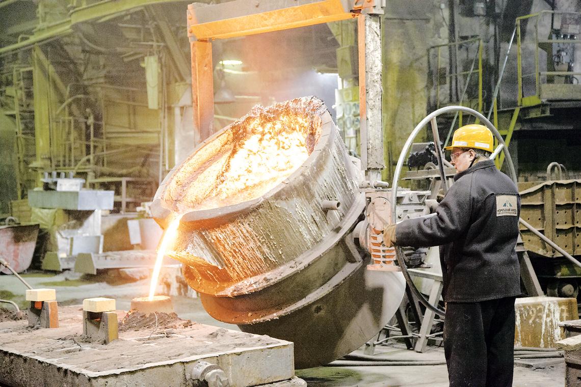 Механический завод в деталях