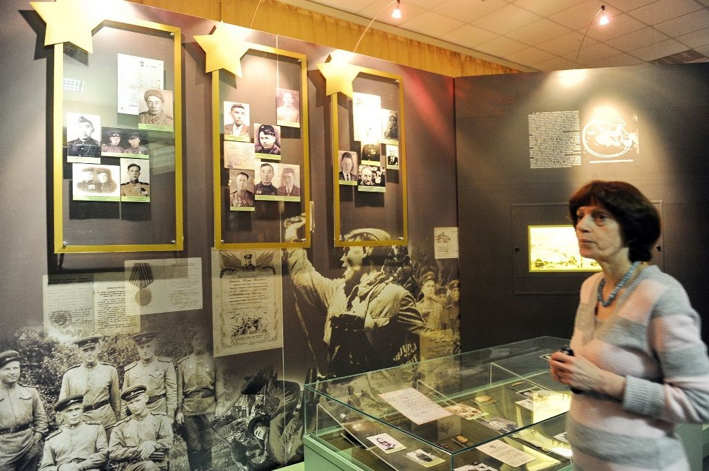 В Дудинке откроют музей «Боевая слава»