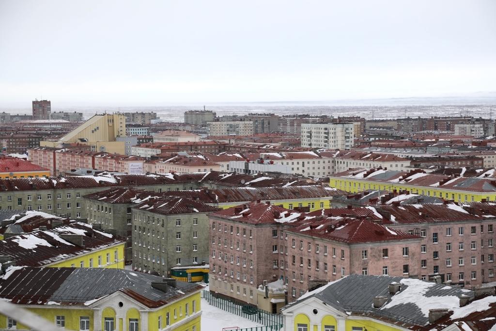 В этом году капремонт выполнят в 44 норильских домах на 607 миллионов рублей