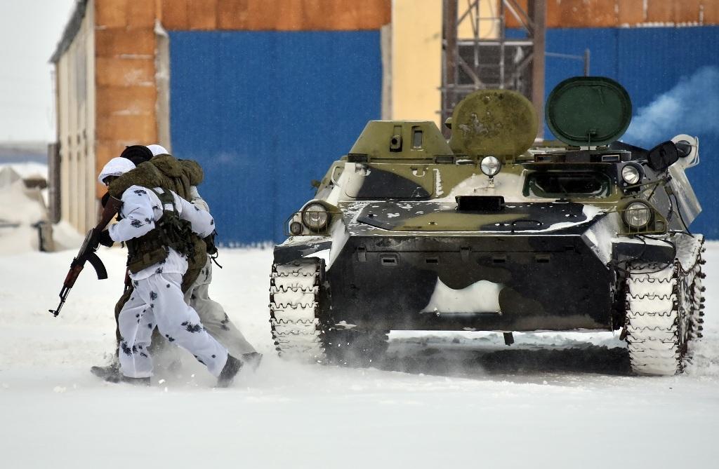 Для Арктики восстановлена работа спецлаборатории для испытаний оружия в экстремальных условиях