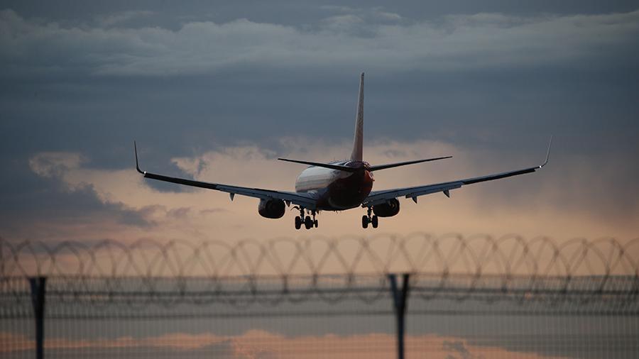 Международные полёты разрешат пока из шести городов России