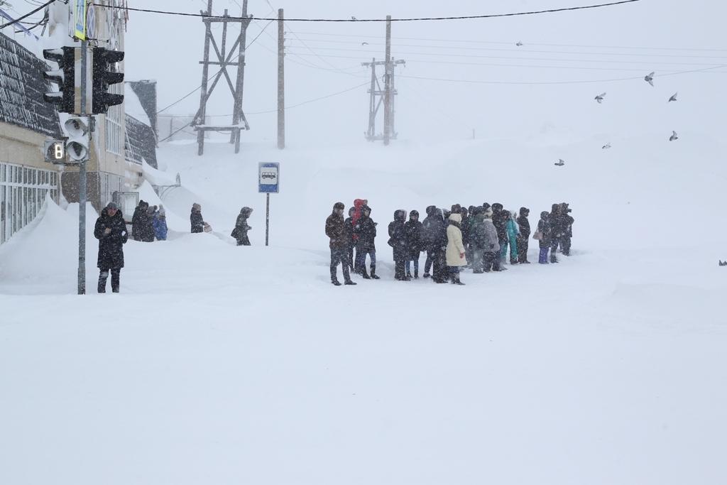 Автодорога Норильск — Кайеркан — Алыкель временно перекрыта