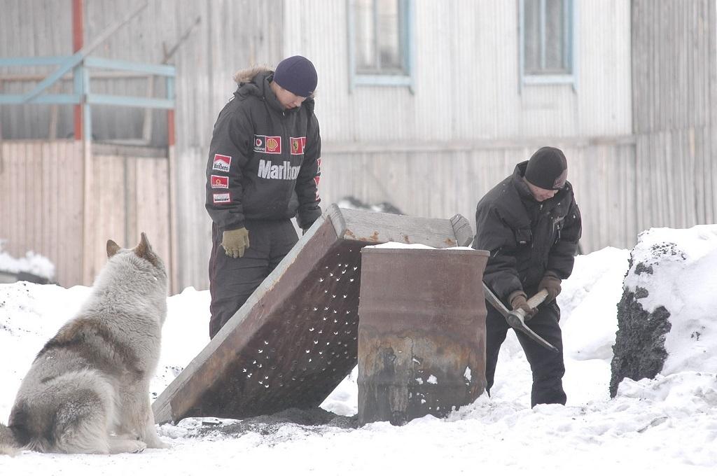 В поселке Потапово на Таймыре с 15 марта введены меры повышенной готовности к чрезвычайной ситуации