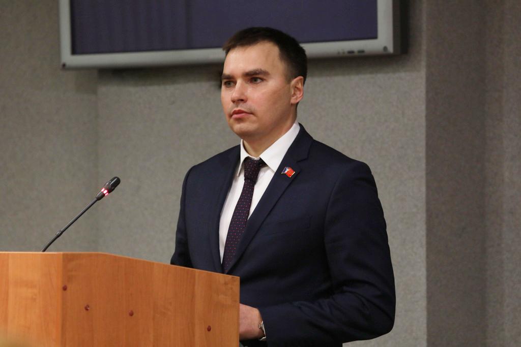 Глава Норильска избран решением депутатского корпуса Норильского горсовета