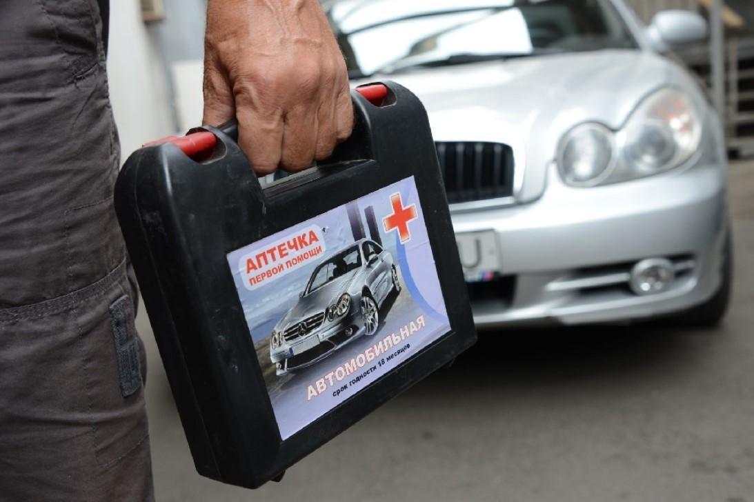 Водители могут больше не тратиться на готовую автоаптечку, а сформировать её самостоятельно
