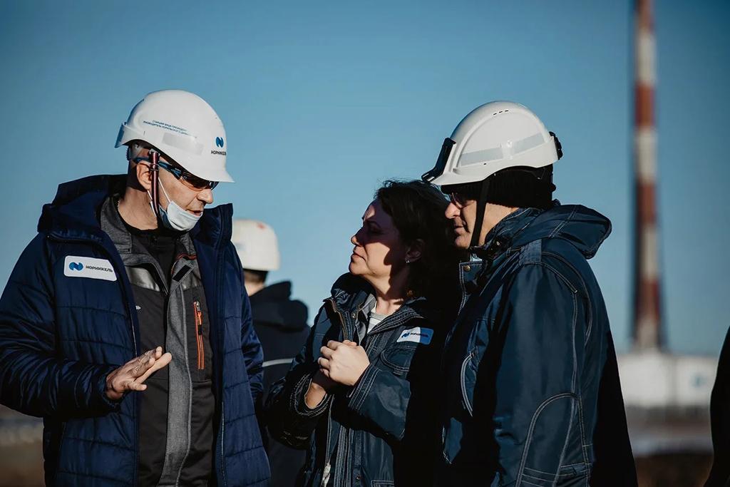 Председатель совета директоров «Норникеля» оценил, как реализуются основные проекты компании в НПР