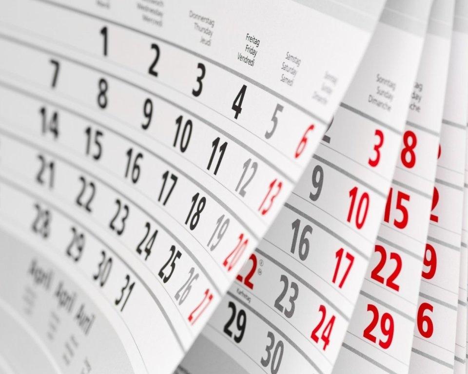 Первая рабочая неделя ноября будет короткой
