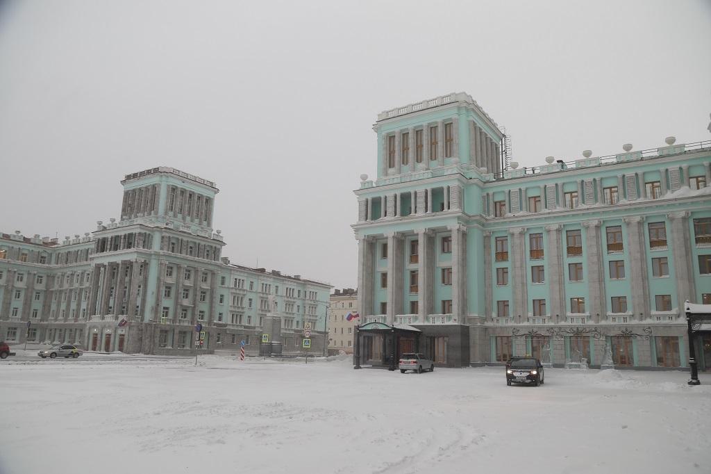 В ближайшие три года в Красноярском крае объём строительства в денежном выражении составит 233 млрд рублей
