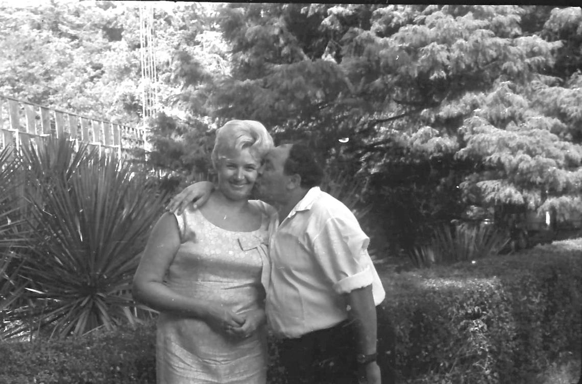 Изосим и Лидия Чалкины. Вечная любовь