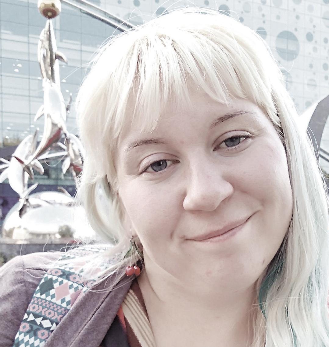 Рука об руку с Музой: северная поэтесса Наталья Шишкина