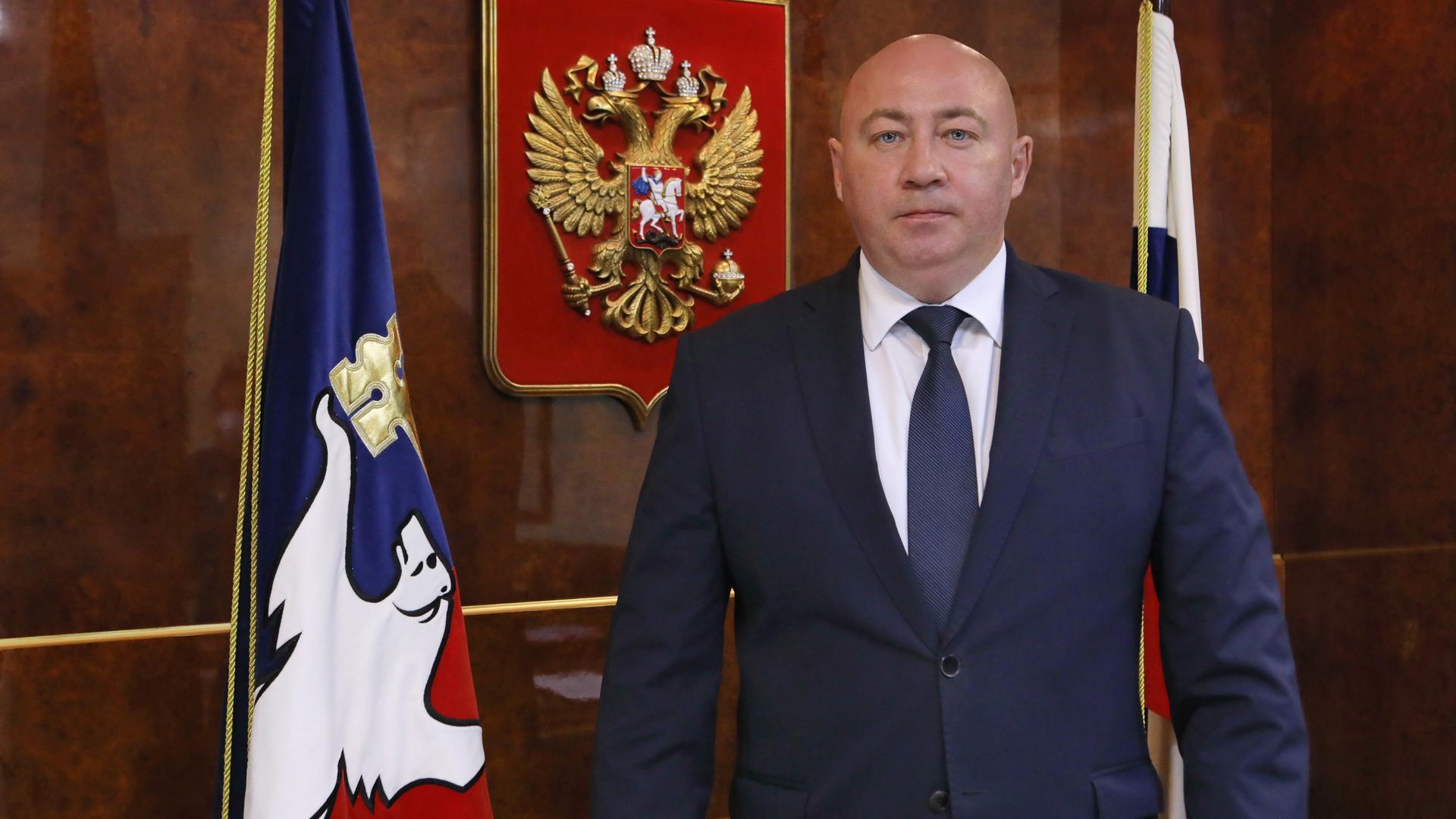 Поздравление исполняющего полномочия главы города Норильска с Днём работника прокуратуры Российской Федерации