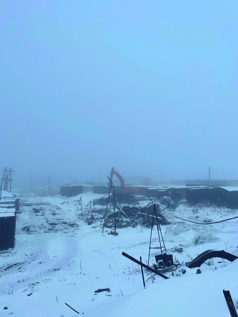 В Кайеркане подходят к концу работы по ликвидации стихийных свалок