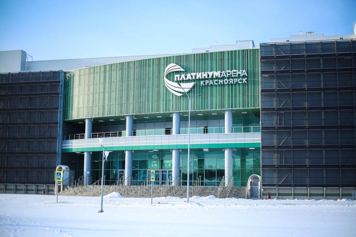Красноярский край выиграл в двух номинациях Национальной спортивной премии