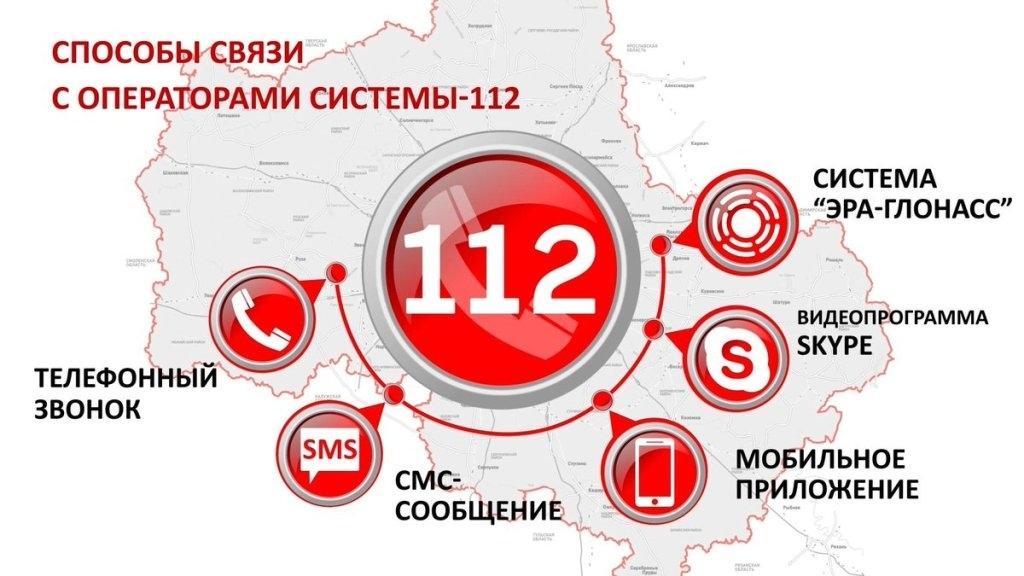 Запущено мобильное приложение «112 Красноярский край»