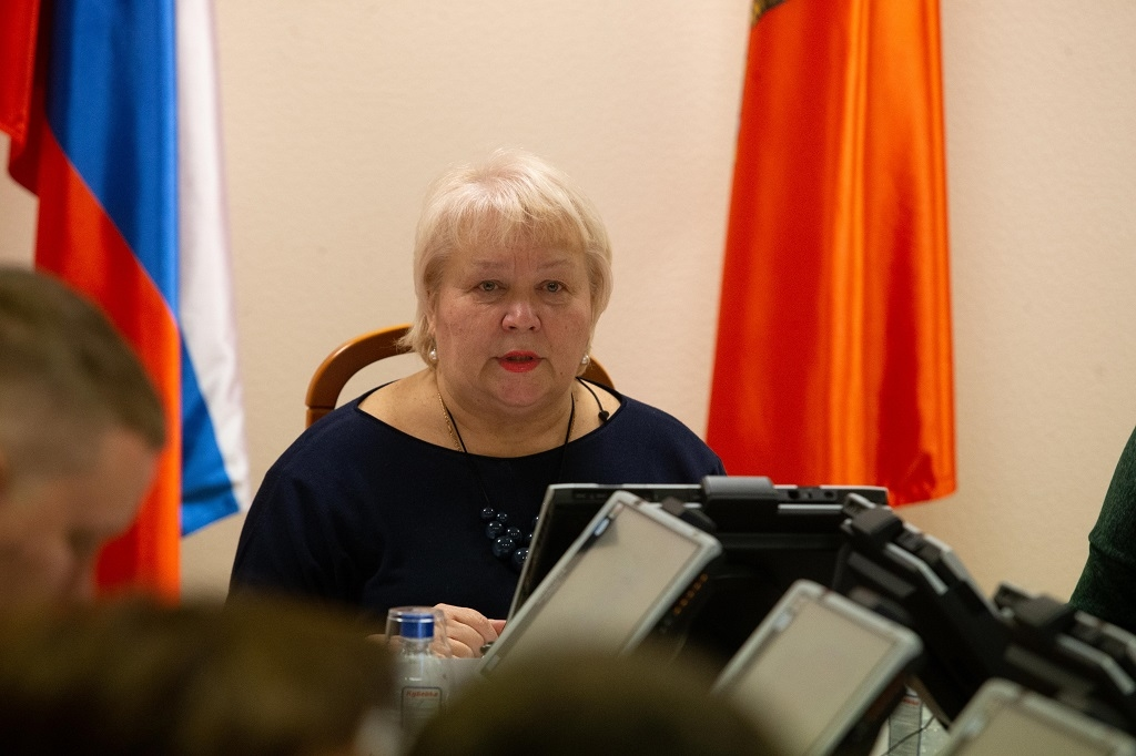 Людмила Магомедова: «Мы должны обеспечить северянам равные условия социальной поддержки»