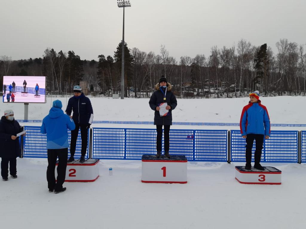 Норильский лыжник завоевал бронзу на первенстве Красноярского края