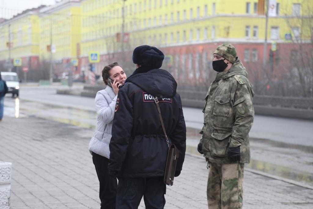 От тысячи до двухсот. В Красноярском крае назвали штрафы за отсутствие масок