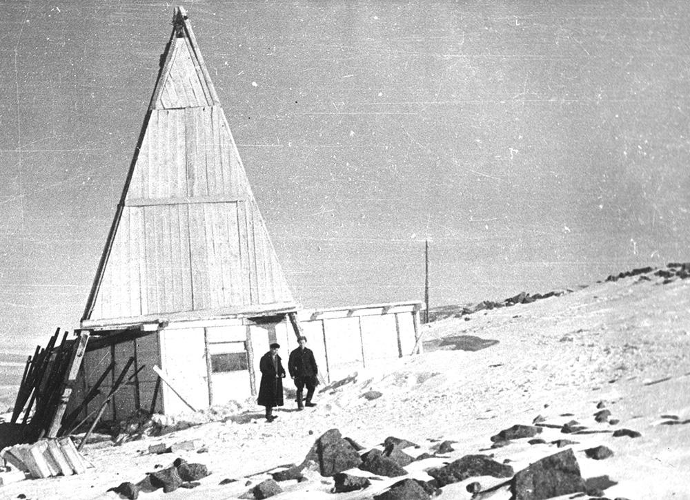 Норильск в годы войны