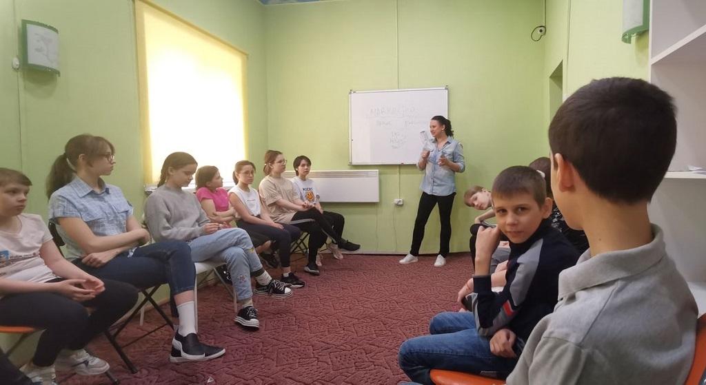 Центр развития личности «Старт» запустил «Бизнес-каникулы»