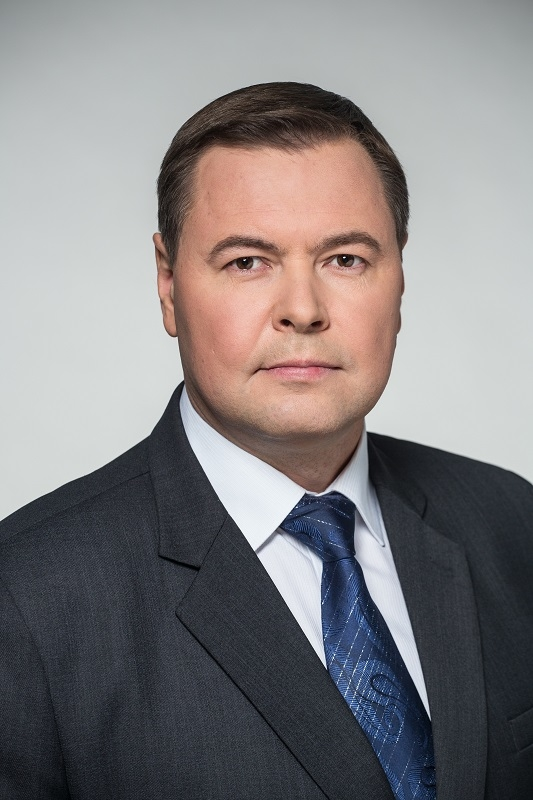 Поздравление Дмитрия Свиридова с Днём России