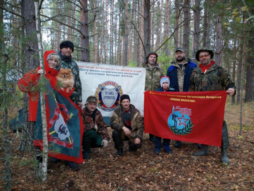 Норильчане приняли участие в «Вахте памяти – 2021»