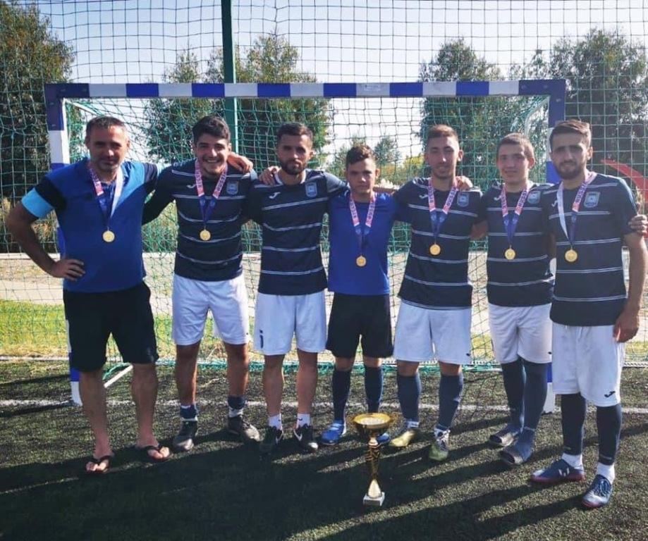 Норильчане в составе сборной края завоевали золото в специальной олимпиаде
