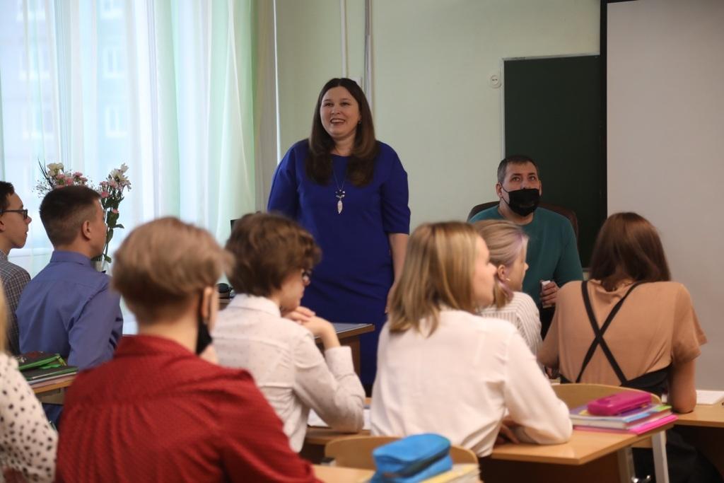 Победителем муниципального этапа конкурса «Учитель года – 2021» стал преподаватель русского языка и литературы