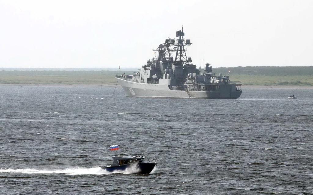 В этом году планируется водолазный осмотр затонувшего судна в Карском море