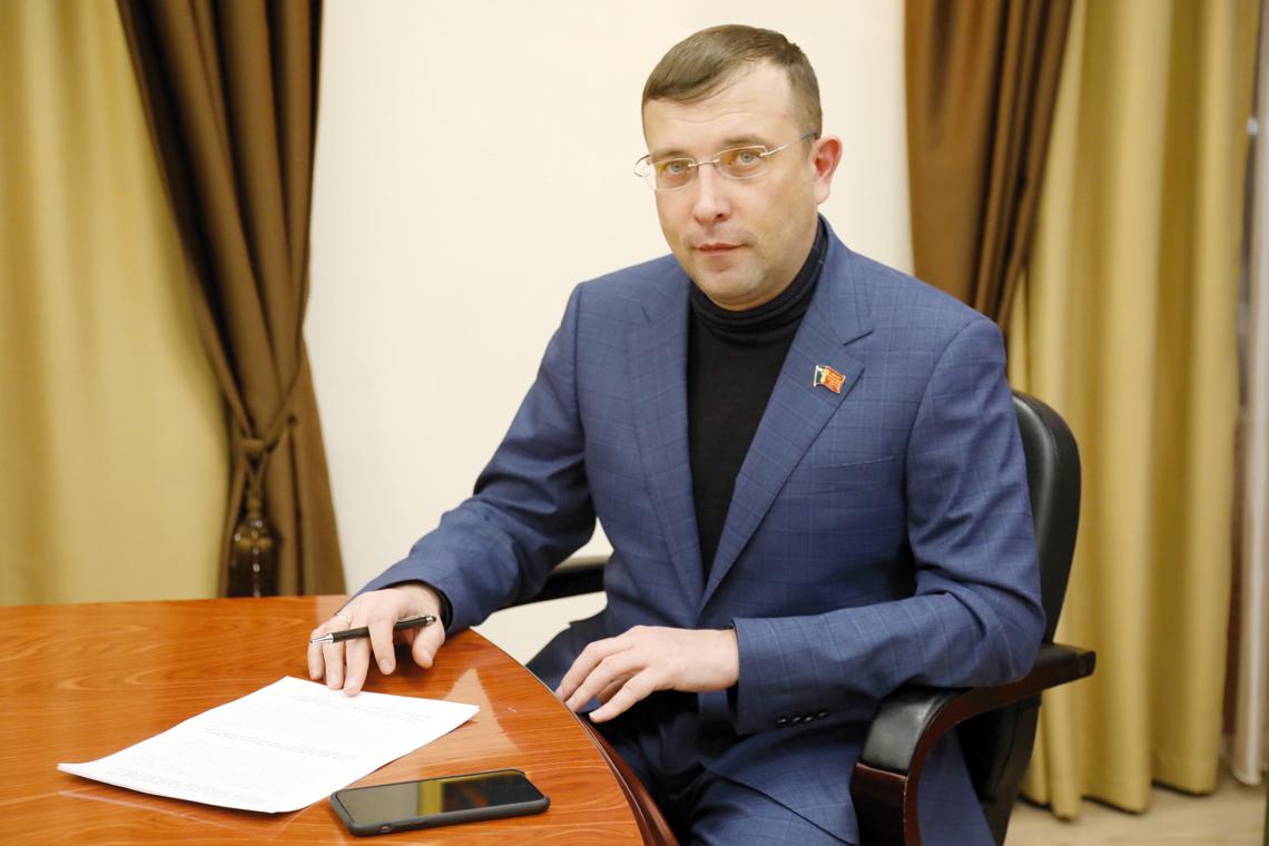 Александр Пестряков: «Если нас волнует будущее города, нужно думать о тех, кто это светлое завтра будет создавать»