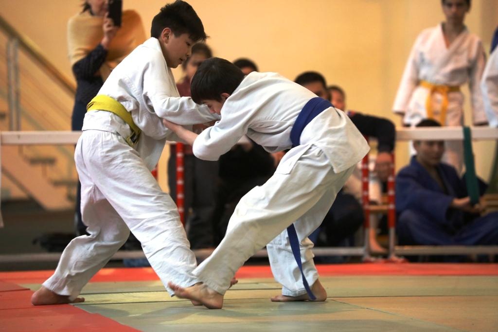 В Норильске прошли чемпионат и первенство города по дзюдо, посвящённые Дню Победы