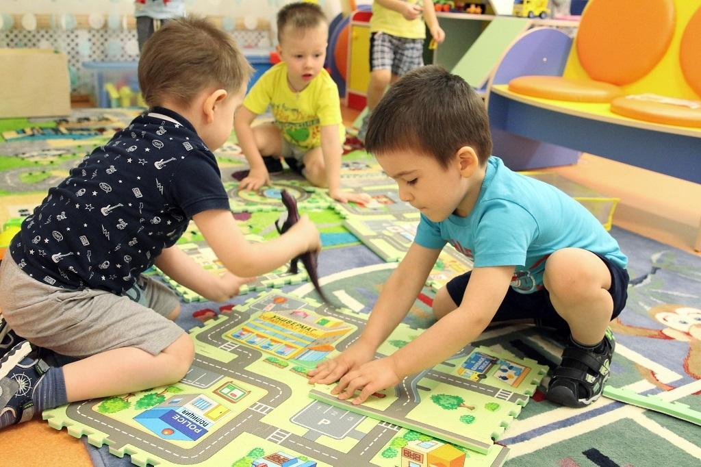 Норильские детские сады заработают по новому расписанию