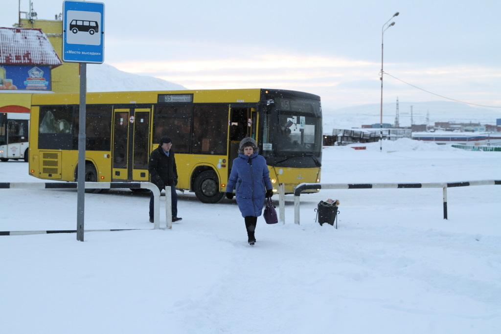 Как улучшить работу общественного транспорта в Норильске?