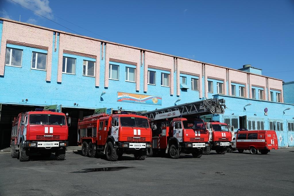 С начала года в Норильске произошло 110 пожаров