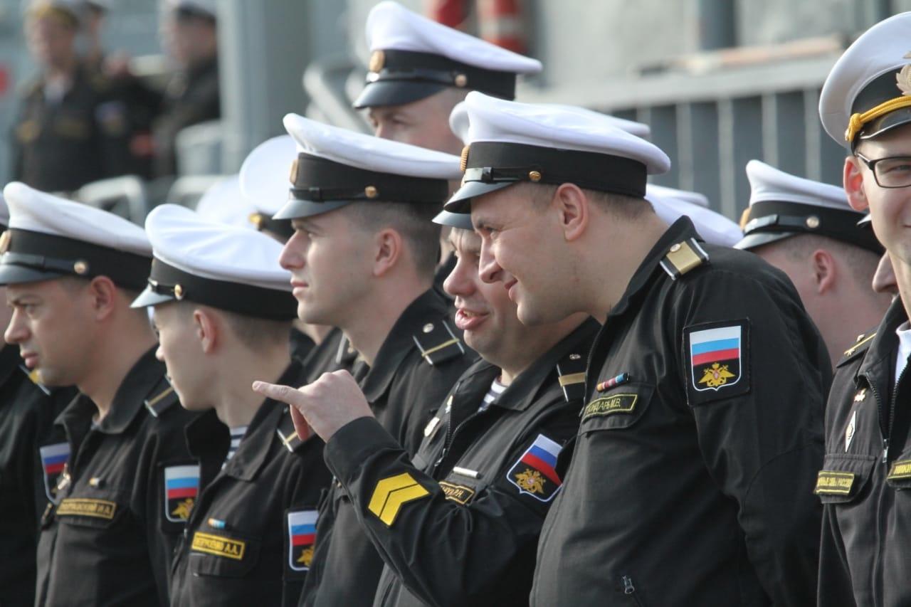 Возвращение Северного флота в Дудинку