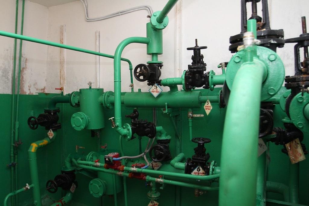 В Норильске продолжаются работы по регулировке системы теплоснабжения