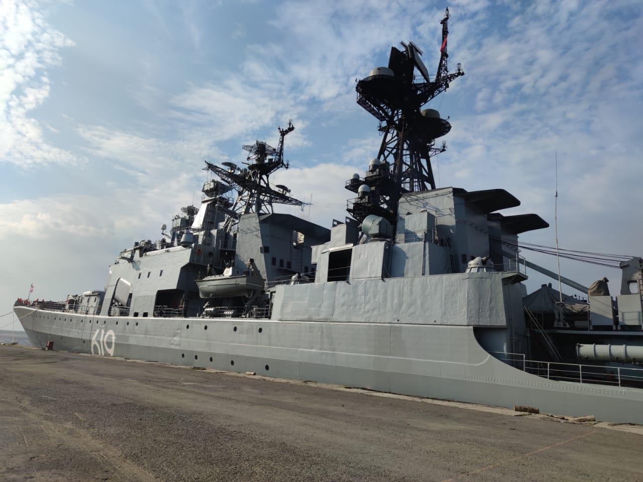 корабли северного флота в дудинке фото был