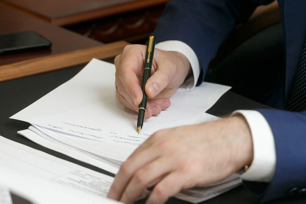Утверждён график работы общественной приёмной губернатора Красноярского края на сентябрь