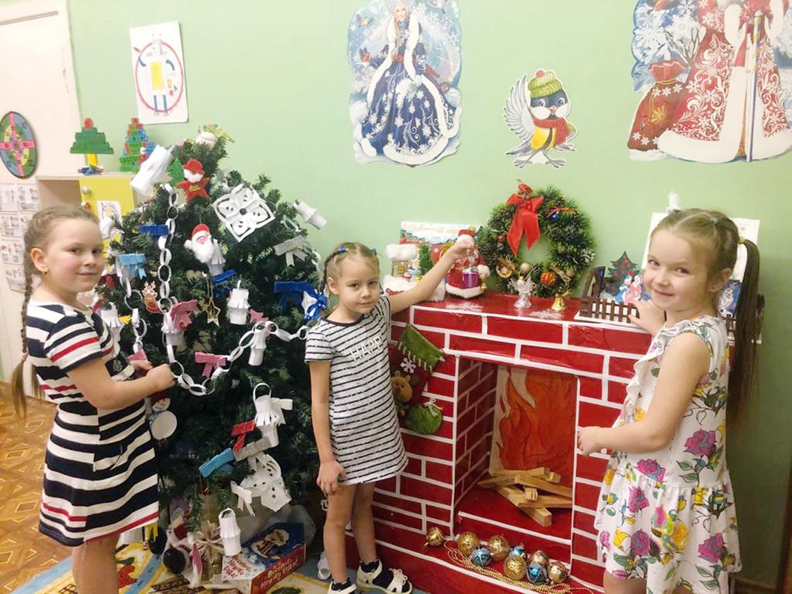 В декабре детский сад «Золотой петушок» отметил свой 35–й день рождения