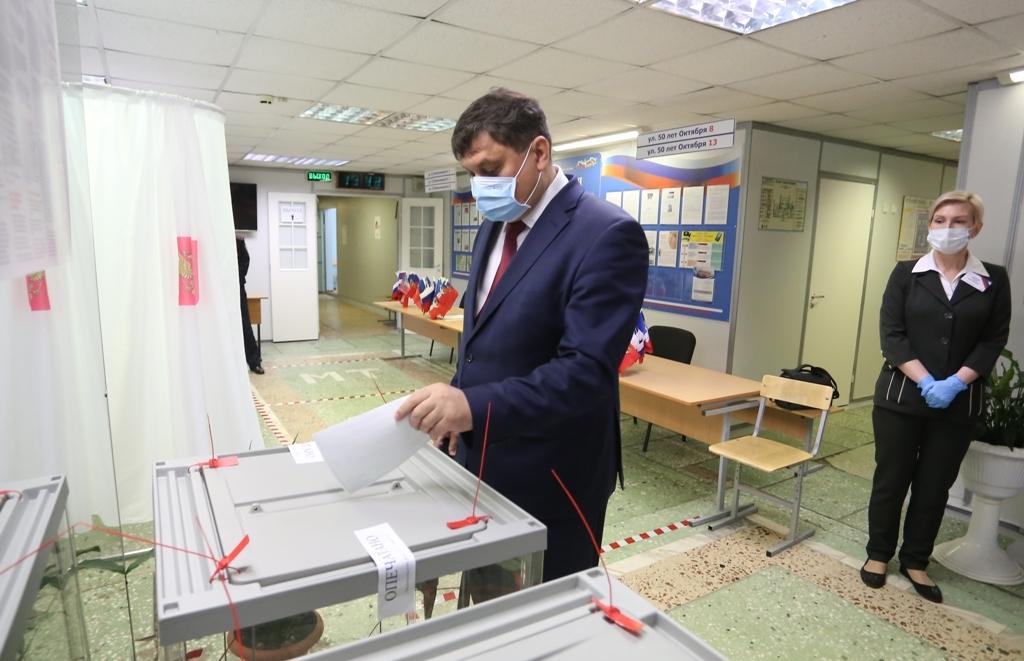 По Норильску подведены итоги голосования по поправкам в Конституцию РФ