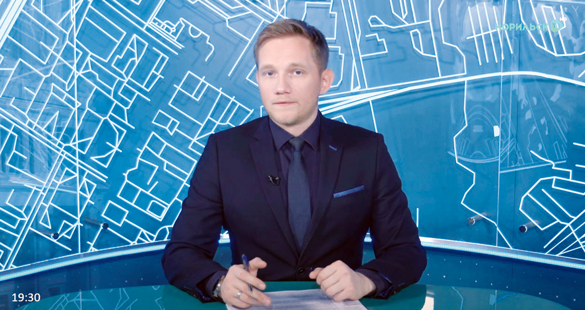 Норильск ТВ ежедневно смотрят 30 тысяч семей!
