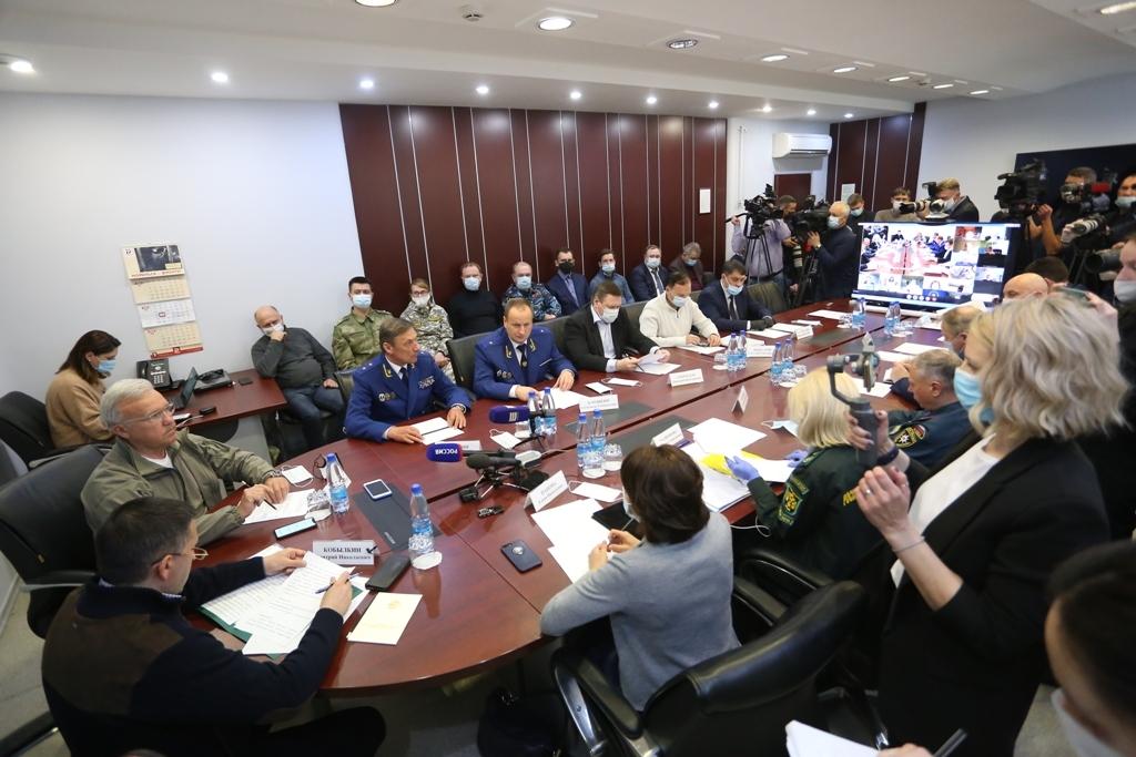 В Норильске создана комиссия по координации ликвидации последствий аварии на ТЭЦ-3