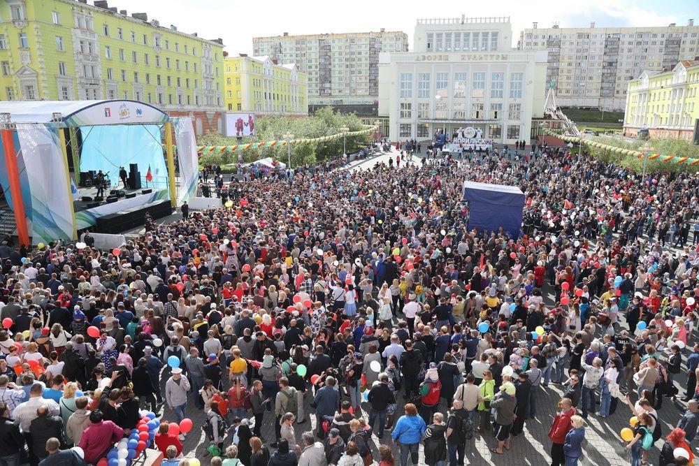 В Норильске согласован проект программы «Развитие культуры» на ближайшие три года