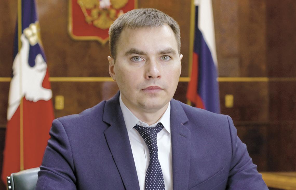 23 февраля — День защитника Отечества. Поздравление Дмитрия Карасева, главы города Норильска