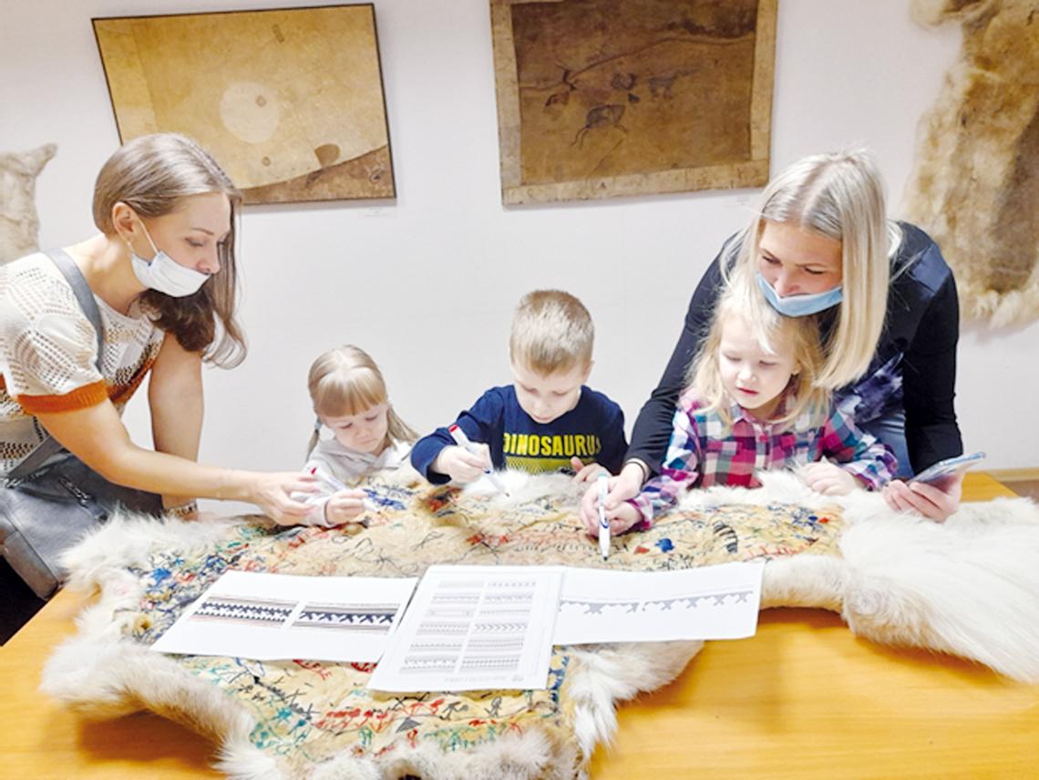 Малыши из детсада «Земляничка» любят ходить в музей