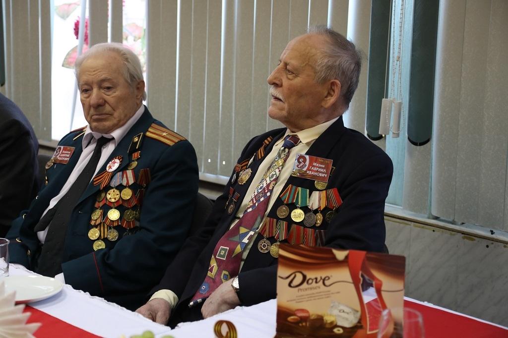 Норильчане - участники Великой Отечественной войны ко Дню Победы получат по 50 тысяч рублей