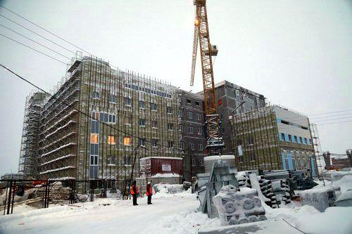 Новый подрядчик на строительстве перинатального центра в Норильске появится в марте. Ему предстоит завершить все работы уже к 1 июля.
