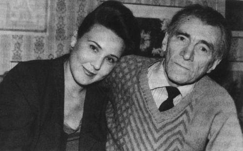 Норильчане могут пообщаться с Татьяной Конецкой, вдовой известного советского писателя-мариниста, капитана дальнего плавания Виктора Конецкого.