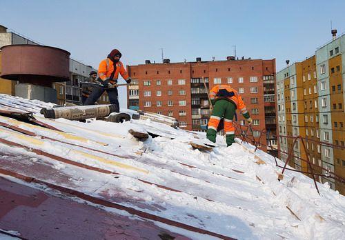В этом году на 17 объектах социальной инфраструктуры Норильска отремонтируют кровли. На это из городской казны выделено 90 миллионов рублей.