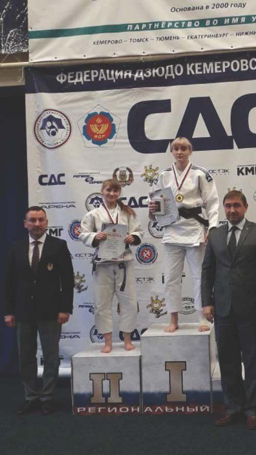 Норильчанка Оксана Паскарелова стала победительницей всероссийских соревнований по дзюдо на призы Вооруженных сил.