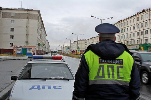 С начала года в Норильске к ответственности привлечены около 300 пьяных водителей.
